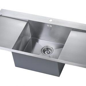1810 ZENUNO 45 I-F DEEP Sink