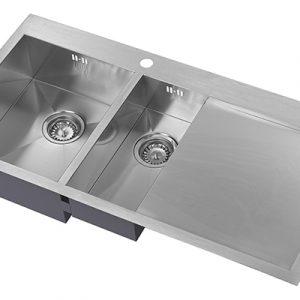 1810 ZENDUO 6 I-F BBL Sink