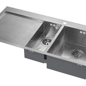 1810 ZENDUO 6 I-F BBR Sink