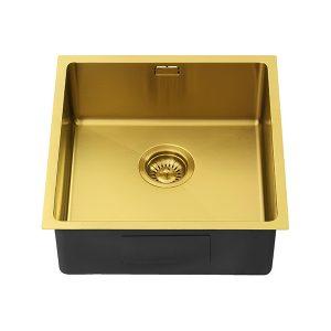 1810 ZENUNO15 400U PVD GOLD BRASS Sink