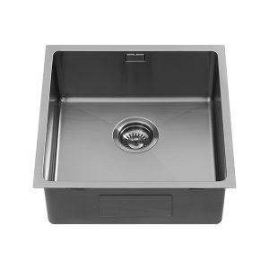 1810 ZENUNO15 400U PVD GUNMETAL Sink