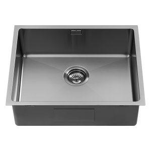 1810 ZENUNO15 500U PVD GUNMETAL Sink