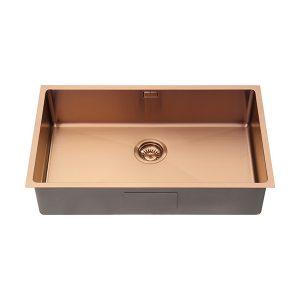 1810 ZENUNO15 700U PVD COPPER Sink