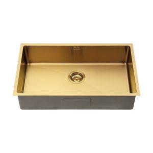 1810 ZENUNO15 700U PVD GOLD BRASS Sink
