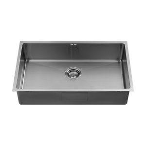 1810 ZENUNO15 700U PVD GUNMETAL Sink