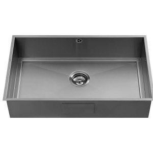 1810 AXIXUNO 700U GUNMETAL QG Sink