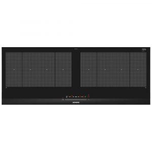 Siemens EX275FXB1E iQ700 90cm Black Induction hob