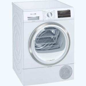Siemens WT47RT90GB iQ500 9kg Heat pump tumble dryer