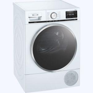 Siemens WT48XEH9GB iQ700 9kg Heat pump tumble dryer