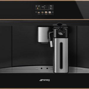 Smeg CMS4604NR Dolce Stil Novo Coffee Machine