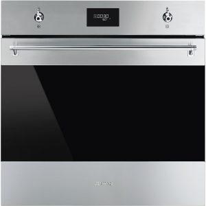 Smeg SFP6301TVX Classic Aesthetic 60cm Pyrolytic Multifunction Oven