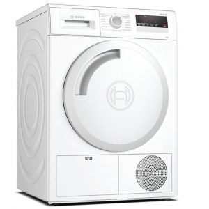 Bosch WTN83201GB 8kg Condenser Tumble Dryer – White – B Energy Rated