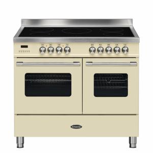 Britannia Delphi 100cm twin Range Cooker Induction in Cream