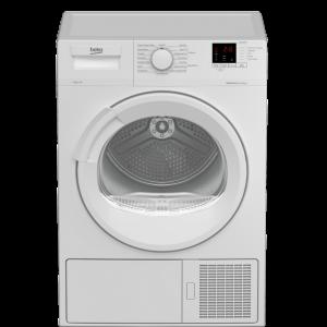 Beko DTLP81141W 8kg Heat Pump Tumble Dryer – White – A+ Energy Rated