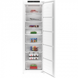 Blomberg FNT3454I 54cm Integrated Frost Free Tall Freezer – White – A+ Energy Rated