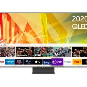 Samsung QE65Q95TATXXU 65″ QLED Smart TV – B Energy Rated