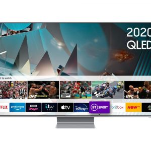 Samsung QE75Q800TATXXU 75″ QLED Smart TV – C Energy Rated