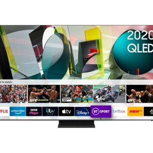 Samsung QE75Q900TSTXXU 75″ QLED Smart TV – D Energy Rated