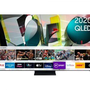 Samsung QE75Q950TSTXXU 75″ 8K QLED Smart TV – C Energy Rated