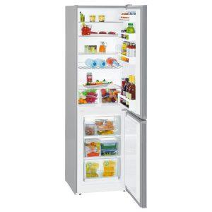 Liebherr CUel 3331 55cm Silver Fridge-freezer with SmartFrost