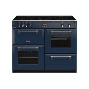 Stoves Richmond Deluxe S1100EI 444410992 110cm Midnight Blue Induction Range Cooker